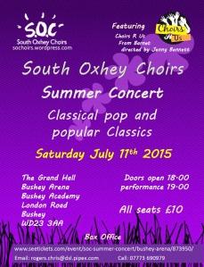 Summer Concert 2015